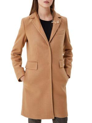 Braon ženski kaput - Liu Jo