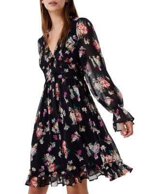Lepršava cvjetna haljina - Liu Jo