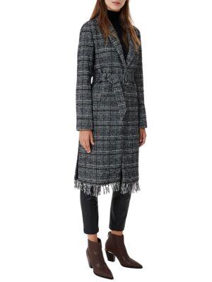 Ženski kaput s remenom - Liu Jo