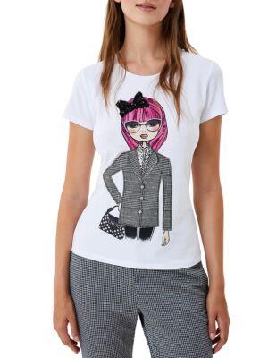 Ženska majica s printom - Liu Jo