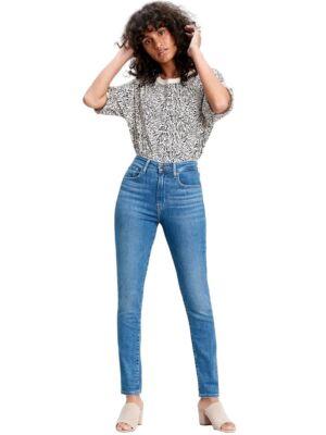 Plavi ženski džins - Levis