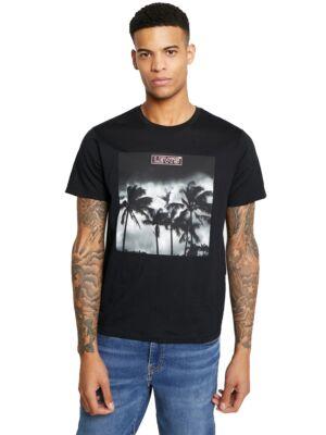 Muška majica sa slikom palmi - Levis