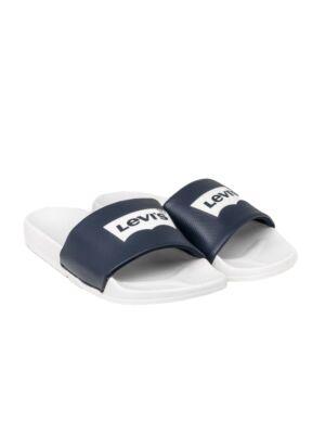 Teget muške logo papuče - Levis