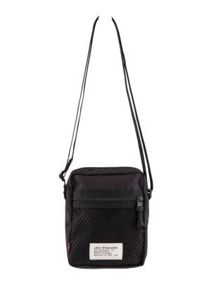 Crna muška torbica - Levis