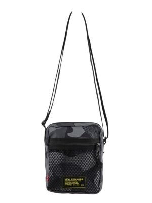Sivo-crna muška torbica - Levis
