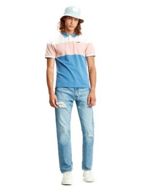 Muška polo majica sa štraftama - Levis