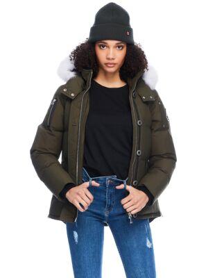 Zimska ženska jakna sa kapuljačom - Moose Knuckles