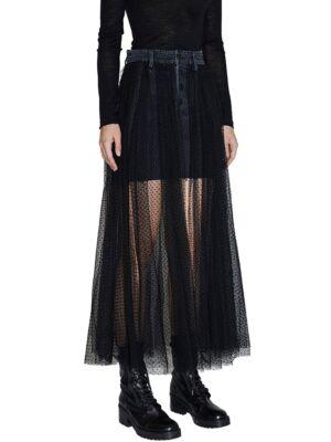 Crna duga suknja - Miss Sixty
