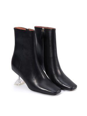 Crne ženske čizme - Miss Sixty