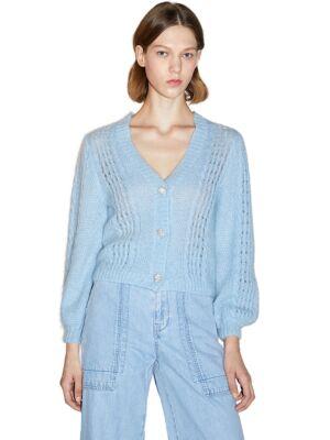 Plavi ženski džemper - Miss Sixty