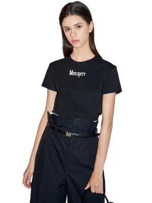 Crna ženska majica - Miss Sixty