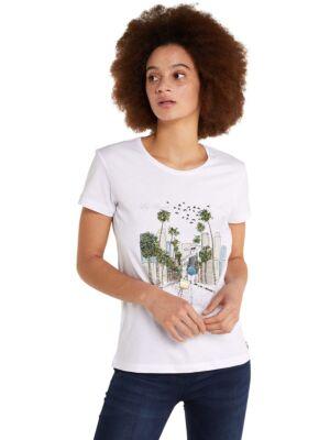 Ženska majica sa printom - Patrizia Pepe