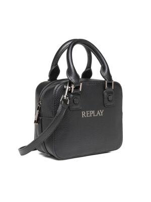 Crna ženska torbica - Replay