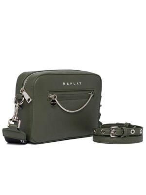 Maslinasta ženska torbica - Replay