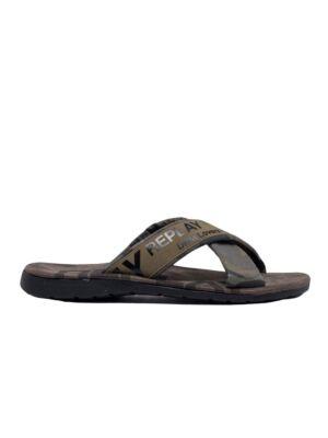 Maskirne muške papuče - Replay