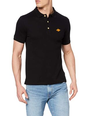 Crna muška polo majica - Replay