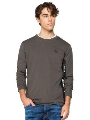Muška majica dugih rukava - Replay