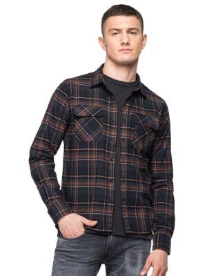 Karirana muška košulja - Replay