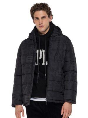 Muška jakna s kapuljačom - Replay