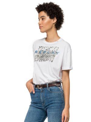 Ženska majica sa printom - Replay