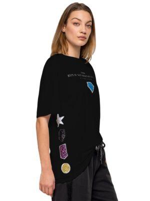 Široka ženska majica - Replay