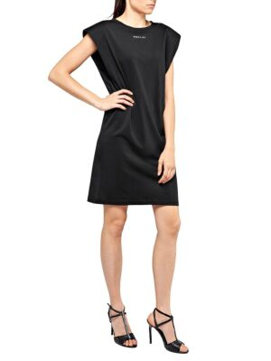 Crna mini haljina - Replay