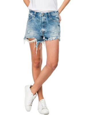 Ženski teksas šorts - Replay