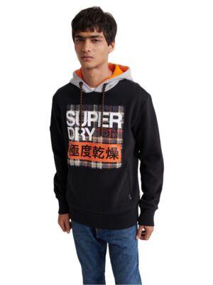Muški logo duks - Superdry