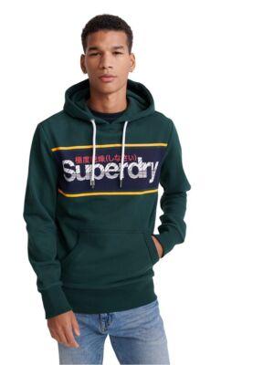 Zeleni muški duks - Superdry