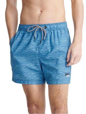 Plavi muški kupaći - Superdry