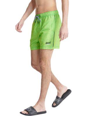 Zeleni muški kupaći - Superdry
