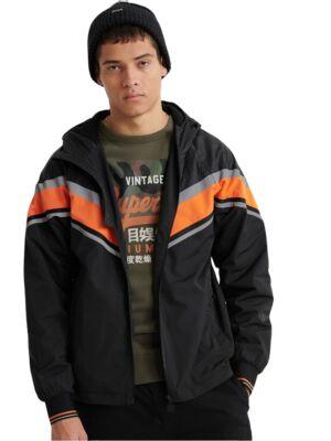 Crna muška jakna - Superdry