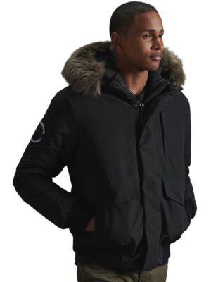 Muška jakna s kapuljačom - Superdry