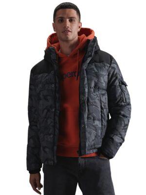 Maskirna muška jakna - Superdry