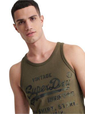 Muška majica bez rukava - Superdry