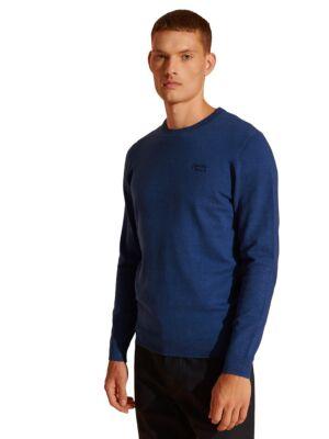 Muški teget džemper - Superdry