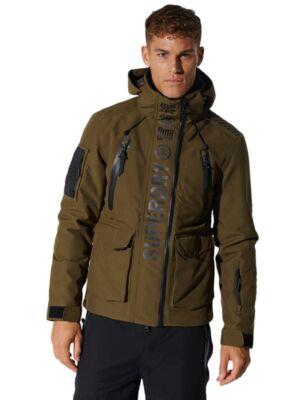 Muška maslinasta jakna - Superdry