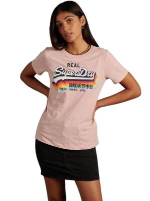 Ženska logo majica - Superdry