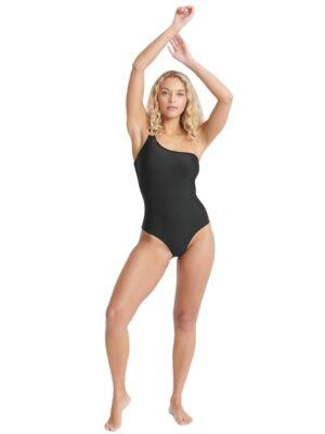 Jednodelni crni kupaći - Superdry