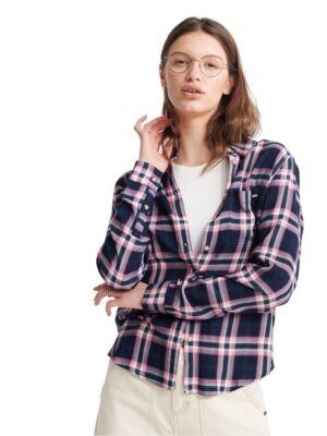 Ženska karirana košulja - Superdry