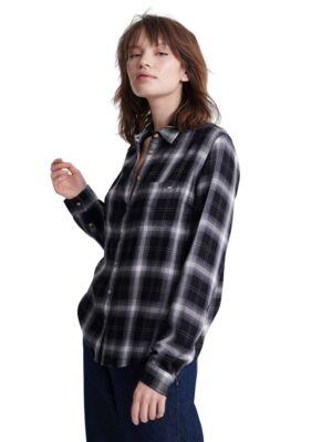 Karirana ženska košulja - Superdry