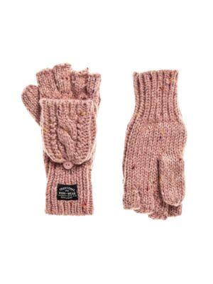 Ženske pletene rukavice - Superdry