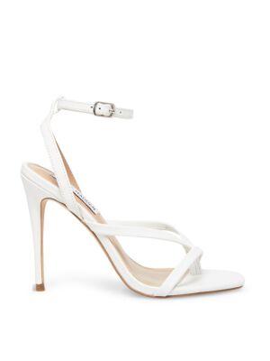 Bele sandale sa štiklom - Steve Madden