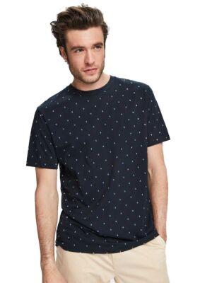 Muška majica sa sitnim printom - Scotch&Soda