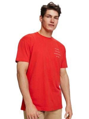 Muška majica sa printom na leđima - Scotch&Soda