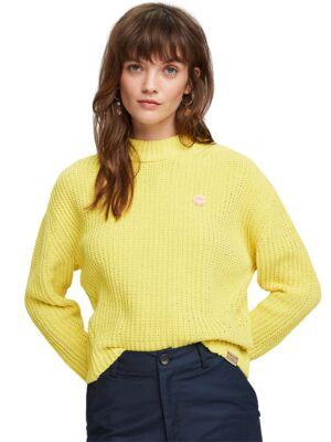 Žuti ženski džemper - Scotch&Soda
