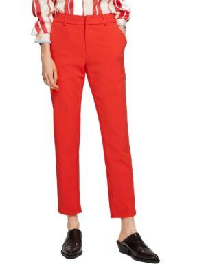 Crvene ženske pantalone - Scotch&Soda