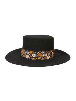Crni ženski šešir - Scotch&Soda