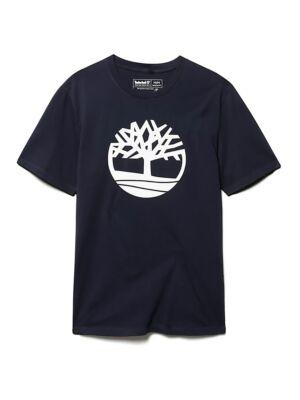 Teget muška logo majica - Timberland