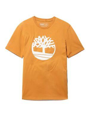 Narandžasta muška logo majica - Timberland